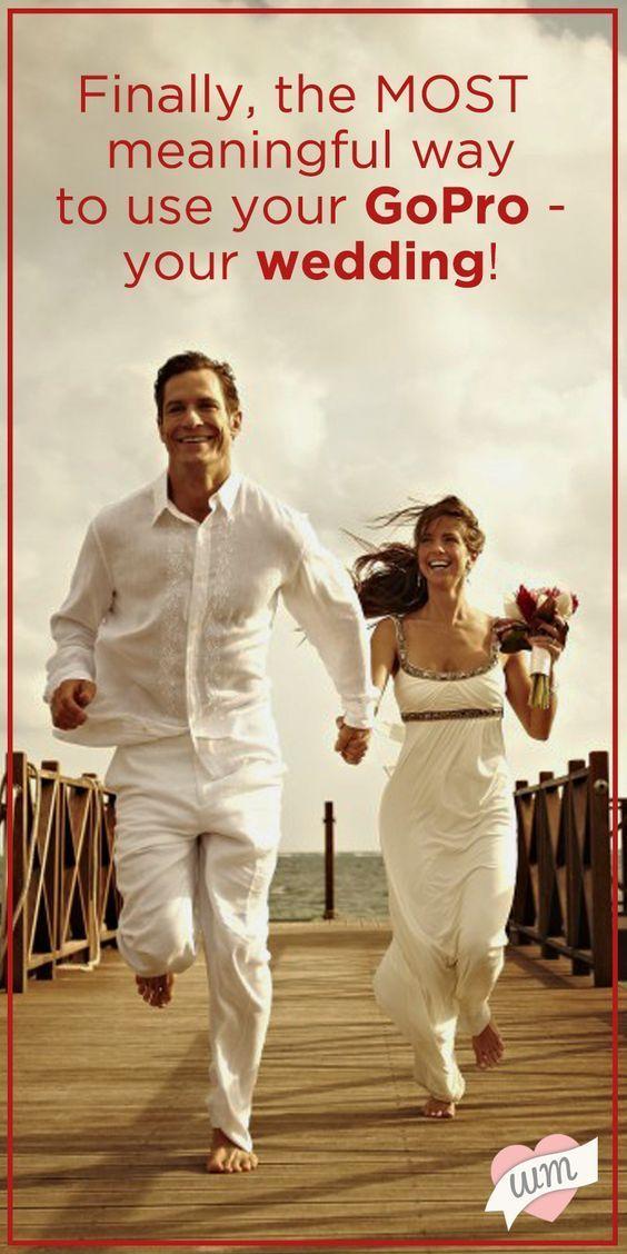gopro wedding video