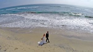 Drone GoPro Wedding