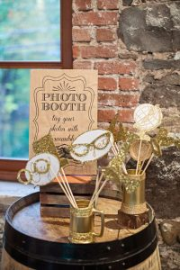 Sparkle Photo Booth