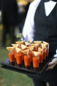 Fall Wedding Appetizer