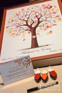 Guest Book Idea Fall