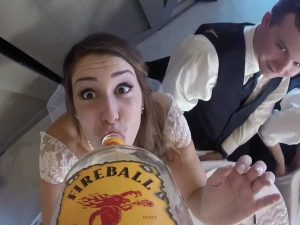 Whiskey Go Pro Wedding