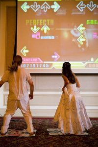 Wedding Game DDR