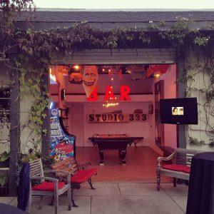 Sausalito wedding vido - Reception Venue