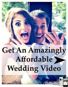 affordable wedding ideas - WeddingMix