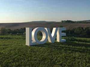 Wedding Love Sign - Lovely Wedding