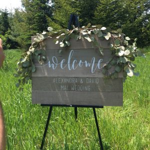 Welcome - Lovely Wedding