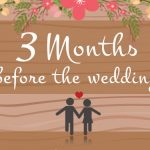 Wedding Planning Guide: 3 Months to the Big Day
