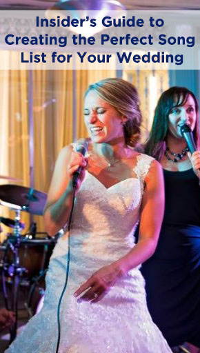 5 Insider Tips To Create The Perfect Song List For Your Wedding