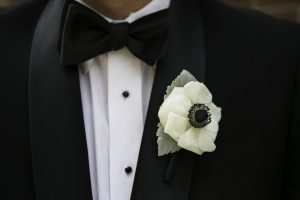 Groom Boutonniere - Lovely Wedding