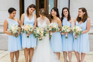Madison Wedding Video Bridesmaids