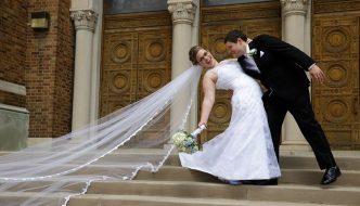 Spectacular Wedding in Detroit, MI