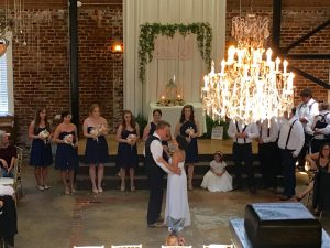 Roswell Wedding Video - 1st dance