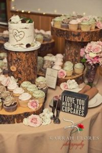 rustic wedding cupcakes rustic wedding DIY ideas you can actually do