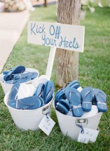 dancing shoes outdoor wedding - outdoor wedding inspiration