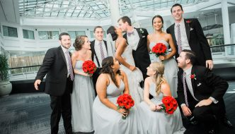 Perfect Wedding in Baltimore, Maryland