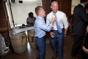 Alberta wedding video - reception