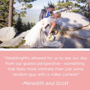 custom wedding video avoid these wedding regrets