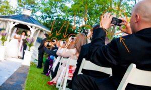 unplugged wedding