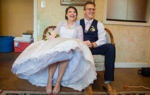 Fairytale Wedding in Roswell, Georgia