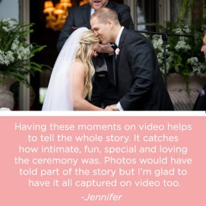 personal wedding video - rustic wedding DIY ideas you can actually do
