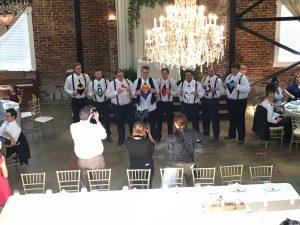 Roswell Wedding Video - superheros