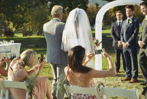 wedding cell phone etiquette