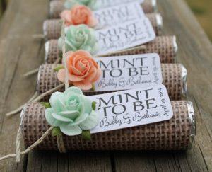 rustic wedding favors - rustic wedding DIY ideas you can actually do