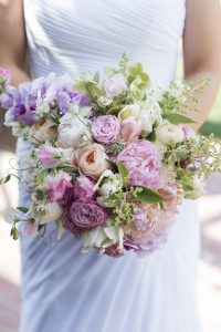 Yountville wedding video - Bouquet