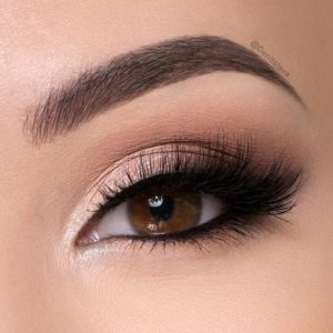 natural wedding eye makeup