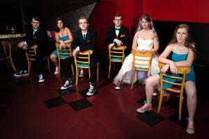 Lafayette wedding video - wedding party