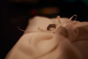 Lafayette wedding video - rings