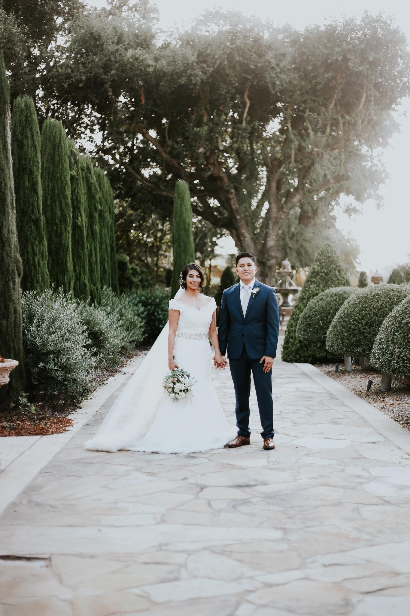 Magical wedding in stockton ca weddingmix blog for Wedding venues stockton ca