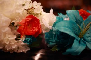 Lafayette wedding video - flowers