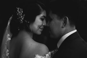 Stockton Wedding Video - couple