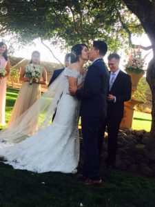 Stockton Wedding Video - ceremony