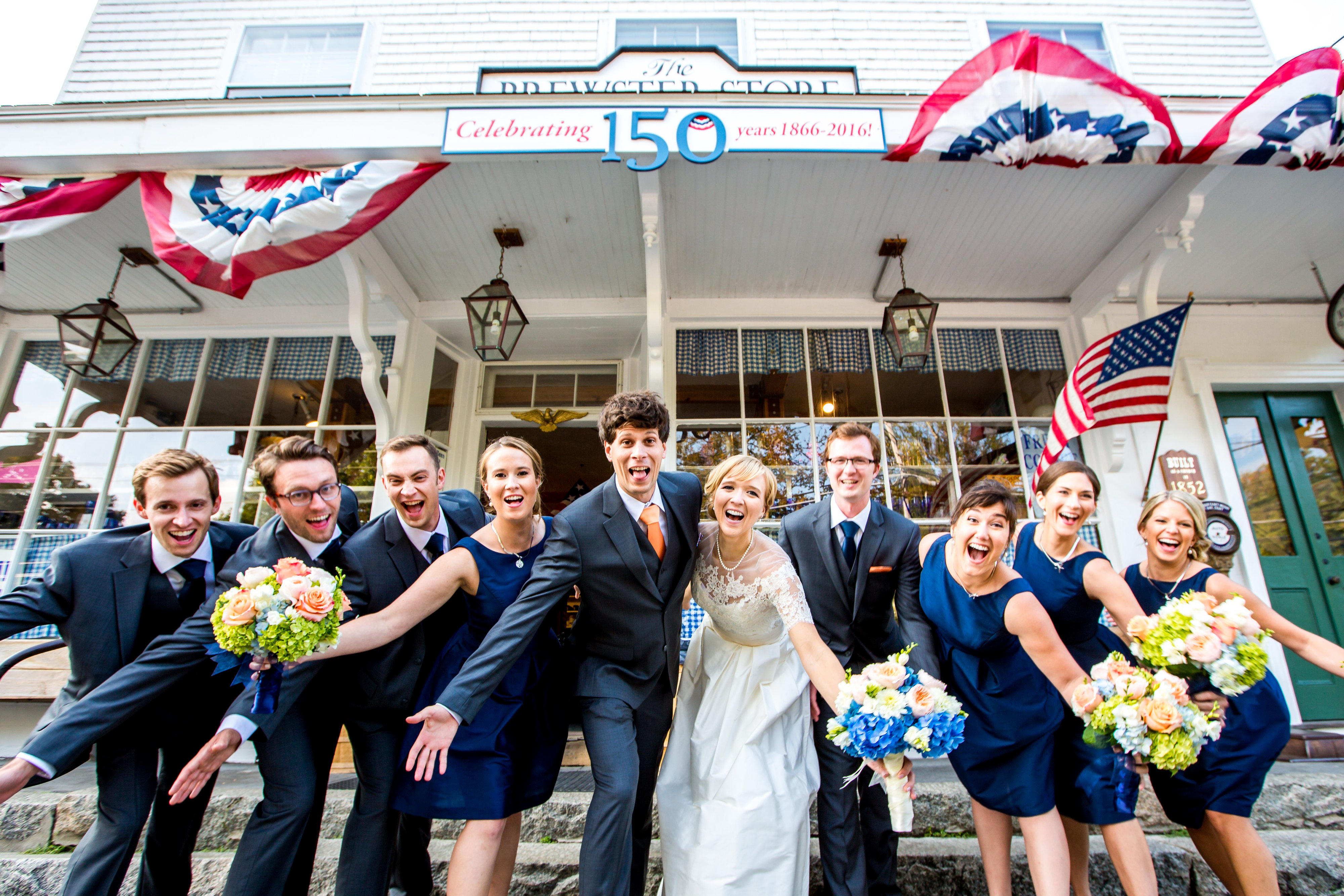 Cape Cod wedding video