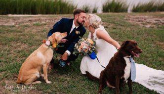 Unique DIY Wedding in Somerset, Maryland