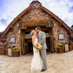 Cheerful Wedding in Winter Park, CO