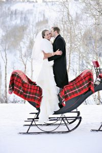 winter wedding planning infographic