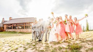Winter Park Wedding Video - Wedding party sunshine