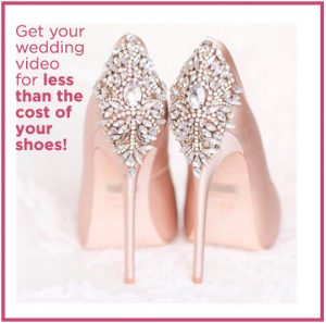 less than your wedding shoes