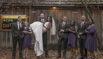 Magical Wedding in Hillsboro, OR