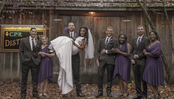 Magical Wedding in Hillsboro, OR