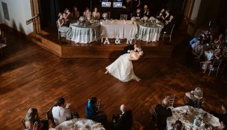 Love-filled Wedding in Indianapolis