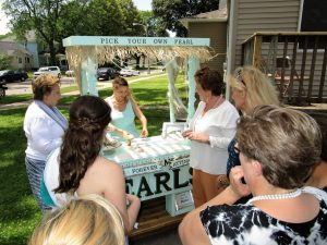 Pearls & Tea Bridal Shower