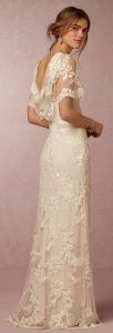Lace Wedding Dress Roundup