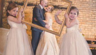 Magical Wedding in Aurora, IL