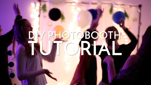 photobooth tutorial