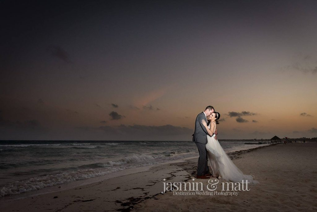 Cancun wedding video